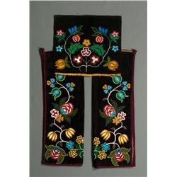 Chippewa Beaded Outfit