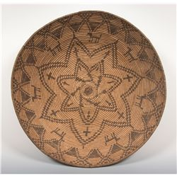 Western Apache Basketry Tray