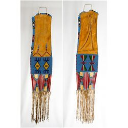 Cheyenne Beaded Pipebag