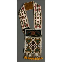 Menominee Bandolier Bag