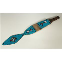 Blackfeet Beaded Knife Sheath
