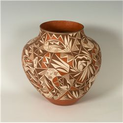 Acoma Jar by Loretta Joe