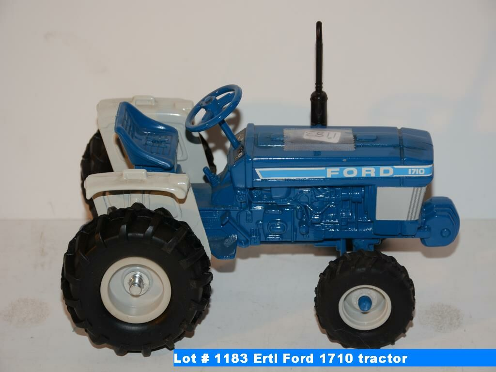 Ford 1710 Tractor Ballast : Ertl ford tractor