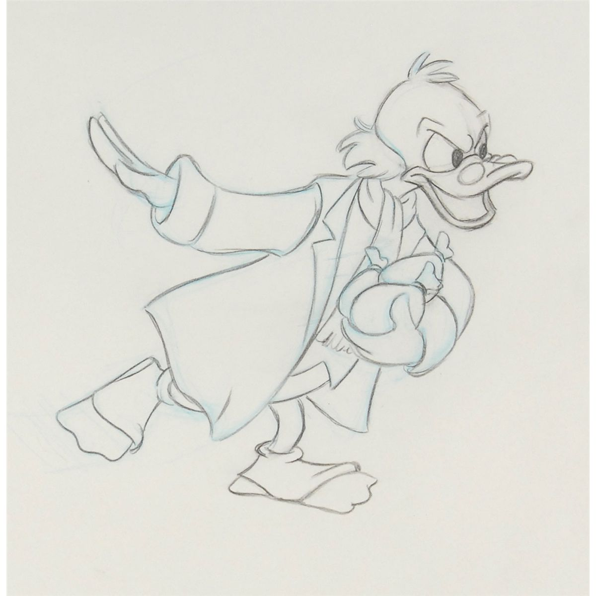 Image Result For Christmas Carol Tiny Tim Puppet: Uncle Scrooge Production Drawings From Mickey's Christmas