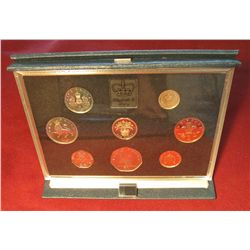 "556. 1984 ""The Coinage of Great Britain & Northern Ireland"" Proof Set. In original holder as issued."