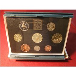 "565. 1994 ""United Kingdom Proof Coin Collection"" Including the 1694-1994 Bank of England Commemorati"