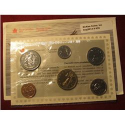 839.  1993 Canada Proof-like set, in original mint cello and envelope