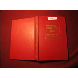 """904. 1967 – 20th Edition of R. S. Yeoman's Guidebook of US Coins, aka """"Redbook"""""""