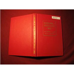 """905. 1968 – 21st Edition of R. S. Yeoman's Guidebook of US Coins, aka """"Redbook"""""""