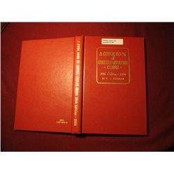 """907. 1986 – 39th Edition of R. S. Yeoman's Guidebook of US Coins, aka """"Redbook"""""""