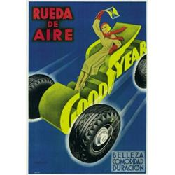 GOOD YEAR, RUEDA DE AIRE....