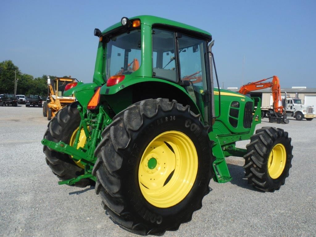 2010 john deere 7130 4x4 farm tractor s n l07130b629173 97 hp 3 pth pto 3 hyd remotes ecab. Black Bedroom Furniture Sets. Home Design Ideas