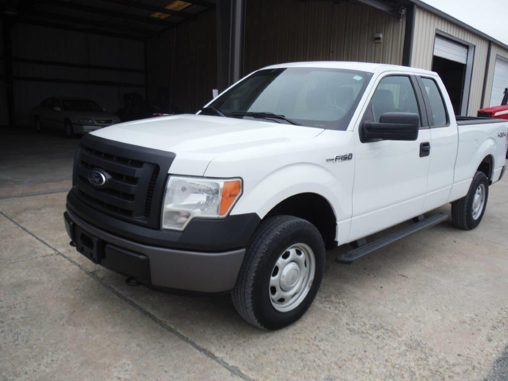 2012 ford f150 xl extended cab 4x4 pickup s n 1ftex1em0cfb57287 v6 gas a t a c odometer. Black Bedroom Furniture Sets. Home Design Ideas