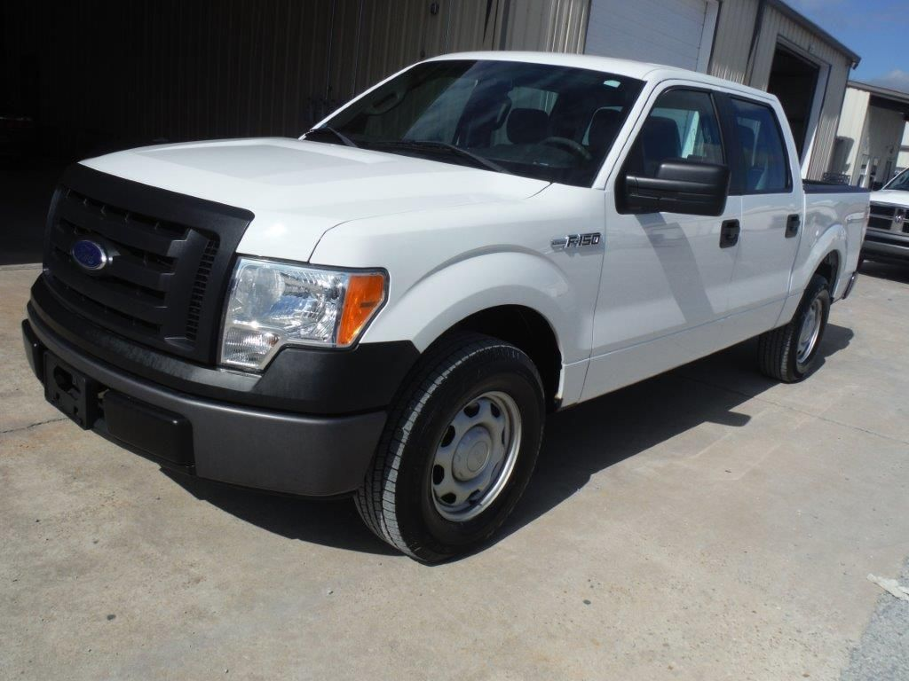 2010 ford f150 xl crew cab pickup s n 1ftfw1cv4afb33445 v8 gas a t a c odometer reading 50 180. Black Bedroom Furniture Sets. Home Design Ideas