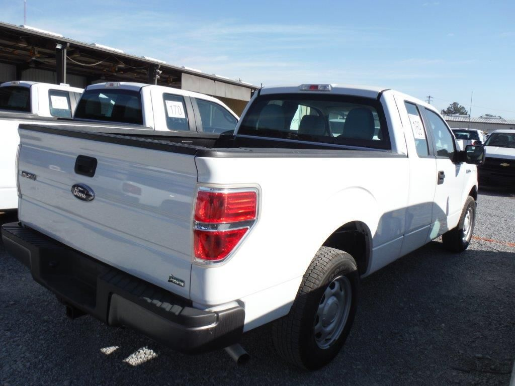 2010 ford f150 xl extended cab pickup s n 1ftfx1cvxafc63307 v6 gas a t a c odometer reading. Black Bedroom Furniture Sets. Home Design Ideas