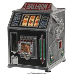Fortune Gum Ball 1 Cent Trade Stimulator