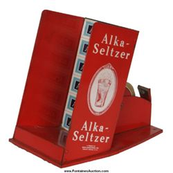 Alka Seltzer Tape Dispenser