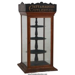 Cattaraugus Cutlery Country Store Display Case