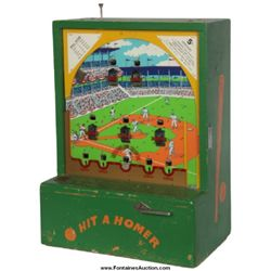 Hit A Homer Pinball Type Trade Stimulator
