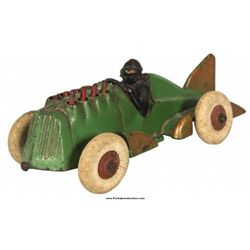 Hubley Cast Iron Toy Racer