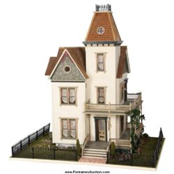 Bed & Breakfast Doll's House