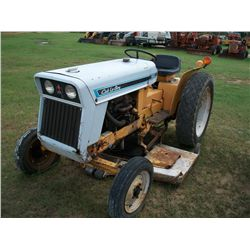 International 154 Cub Lo-Boy Tractor w/ Belly mower Ser#:025020