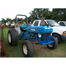 Ford 3910 DIESEL TRACTOR Ser#:BB80244