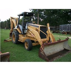 Caterpillar 416B LOADER BACKHOE Ser#:8ZK07559