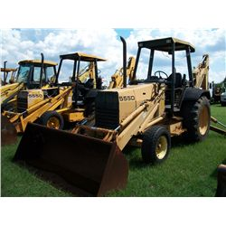 FORD 555D LOADER BACKHOE Ser#:A436104