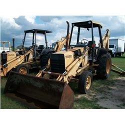 Ford 555C LOADER BACKHOE Ser#:A403915