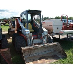 SCAT TRAK 1500D TURBO SKID STEER LOADER Ser#:102896