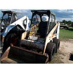Bobcat 743 SKID STEER LOADER Ser#:5019M11868