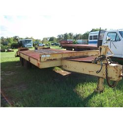 1977 GEN TAG TRAILER Ser#:15HA7703