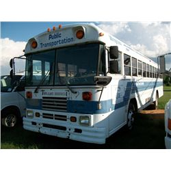 1994 Blue Bird BUS Ser#:1BAAGCSA9RF059205