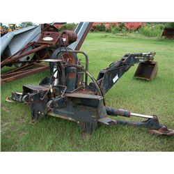 New Holland B 104 BACKHOE ATTACHMENT TO FIT SKID STEER