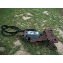 WOODS ALI TEC HA20 AUGER HEAD ATTACHMENT LESS AUGER