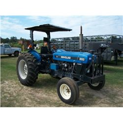 New Holland 3930 DIESEL TRACTOR Ser#:050680B