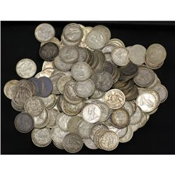 1 Kilo George V Shillings 1911 to 1936, good mix of dates