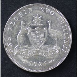 1926 Florin Extremely Fine