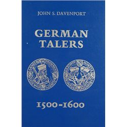 GERMAN TALERS 1500-1600