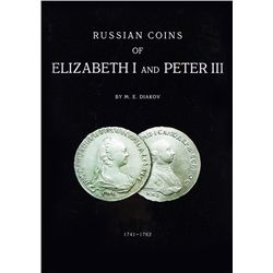 RUSSIAN COINS OF ELIZABETH I AND PETER III