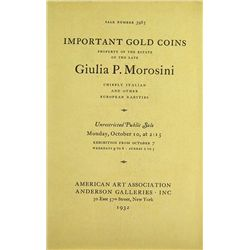 MOROSINI GOLD COLLECTION