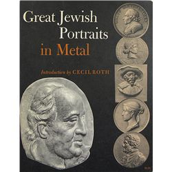 GREAT JEWISH PORTRAITS IN METAL
