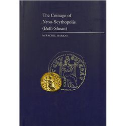 THE COINAGE OF NYSA-SCYTHOPOLIS