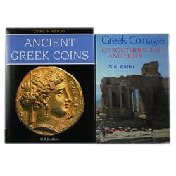 GREEK COINAGES OF SOUTHERN ITALY AND SICILY