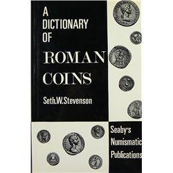 A DICTIONARY OF ROMAN COINS