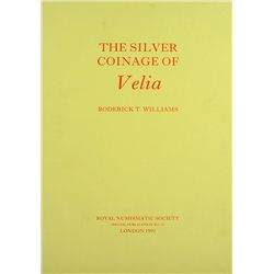 THE SILVER COINAGE OF VELIA