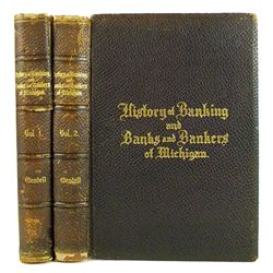 A Rare and Important Work on Banking in Michigan