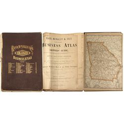 Rand, McNally & Co. Business Atlas 1893