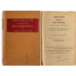 Obsolete American Securities and Corporations, Smythe, 1904